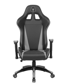 Gorilla Gaming Commander Chair - Grey & Black for  image