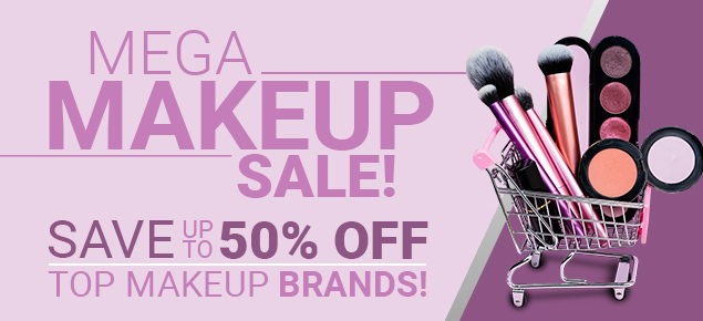 MEGA Makeup Sale!