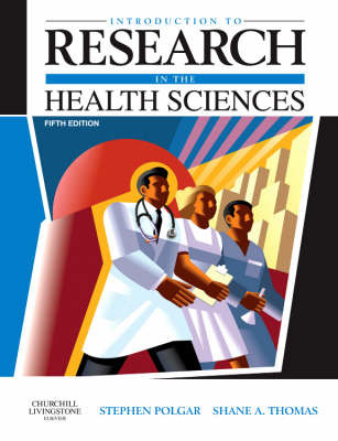 Introduction to Research in the Health Sciences by Stephen Polgar image