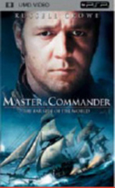 Master and Commander for PSP