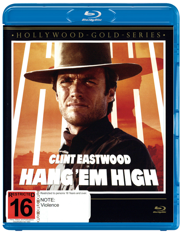 Hang 'Em High on Blu-ray