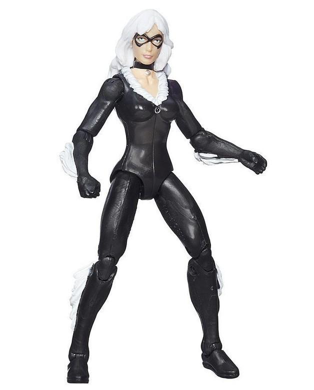 "Marvel Infinite Action Figure Black Cat 3.75"""