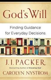 God's Will by J.I. Packer