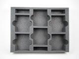 Movement Tray Holder 3 Foam Tray (BFL) (2.5 inch)