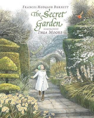 The Secret Garden by Burnett Francis Hodgson