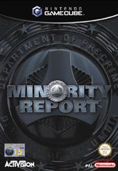 Minority Report for GameCube