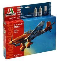 Italeri: 1/72 Ju-87 B2 Stuka Complete Set