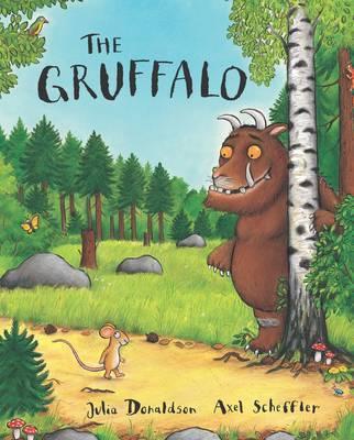 The Gruffalo by Julia Donaldson image