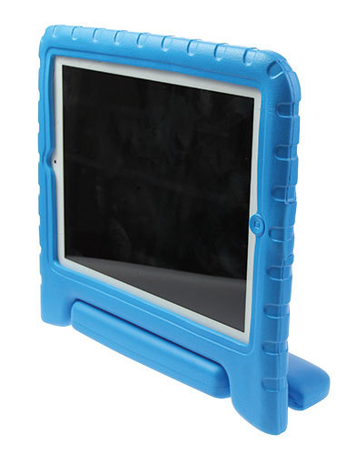 Omp Tablet Shockproof and Anti Drop Eva Ipad 2/3/4 Case - Blue image