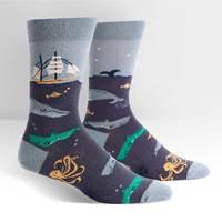 Men's - Sea Voyage Crew Socks