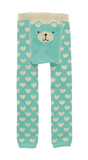 Boxed Baby Sock & Legging Set - Bear