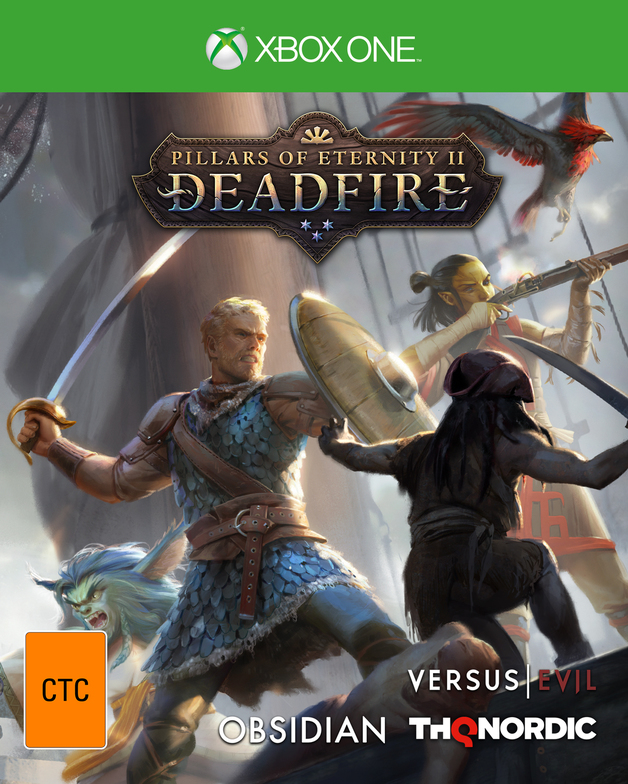 Pillars of Eternity II: Deadfire for Xbox One