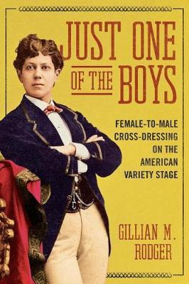 Just One of the Boys by Gillian M Rodger
