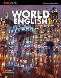 World English 1 with My World English Online by Martin Milner