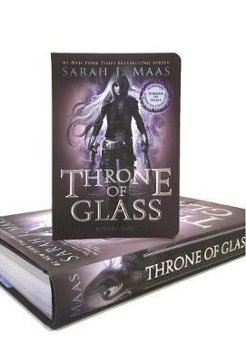 Throne of Glass Miniature Character Collection by Sarah J Maas