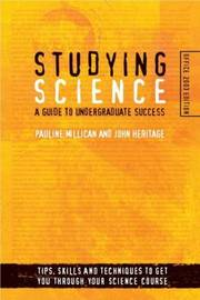 Studying Science (Microsoft Office 2003 Edition) by Pauline Millican image