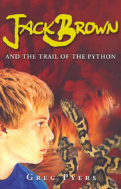 Jack Brown: And the Trail of the Python by Jack Pyers image