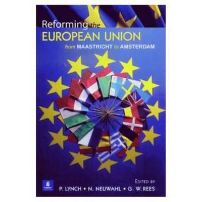 Reforming the European Union by G.Wyn Rees image