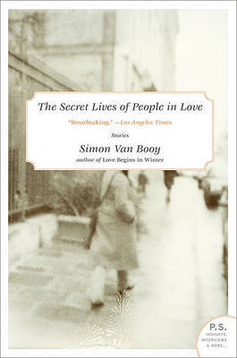 The Secret Lives of People in Love by Simon Van Booy image