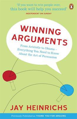 Winning Arguments by Jay Heinrichs image