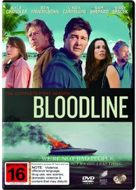 Bloodline - The Complete First Season on DVD image