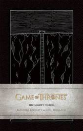 Game of Thrones: Night's Watch Journal by Insight Editions