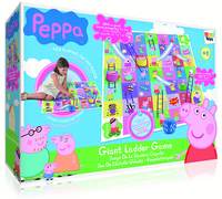 Peppa Pig - Snakes & Ladders Game