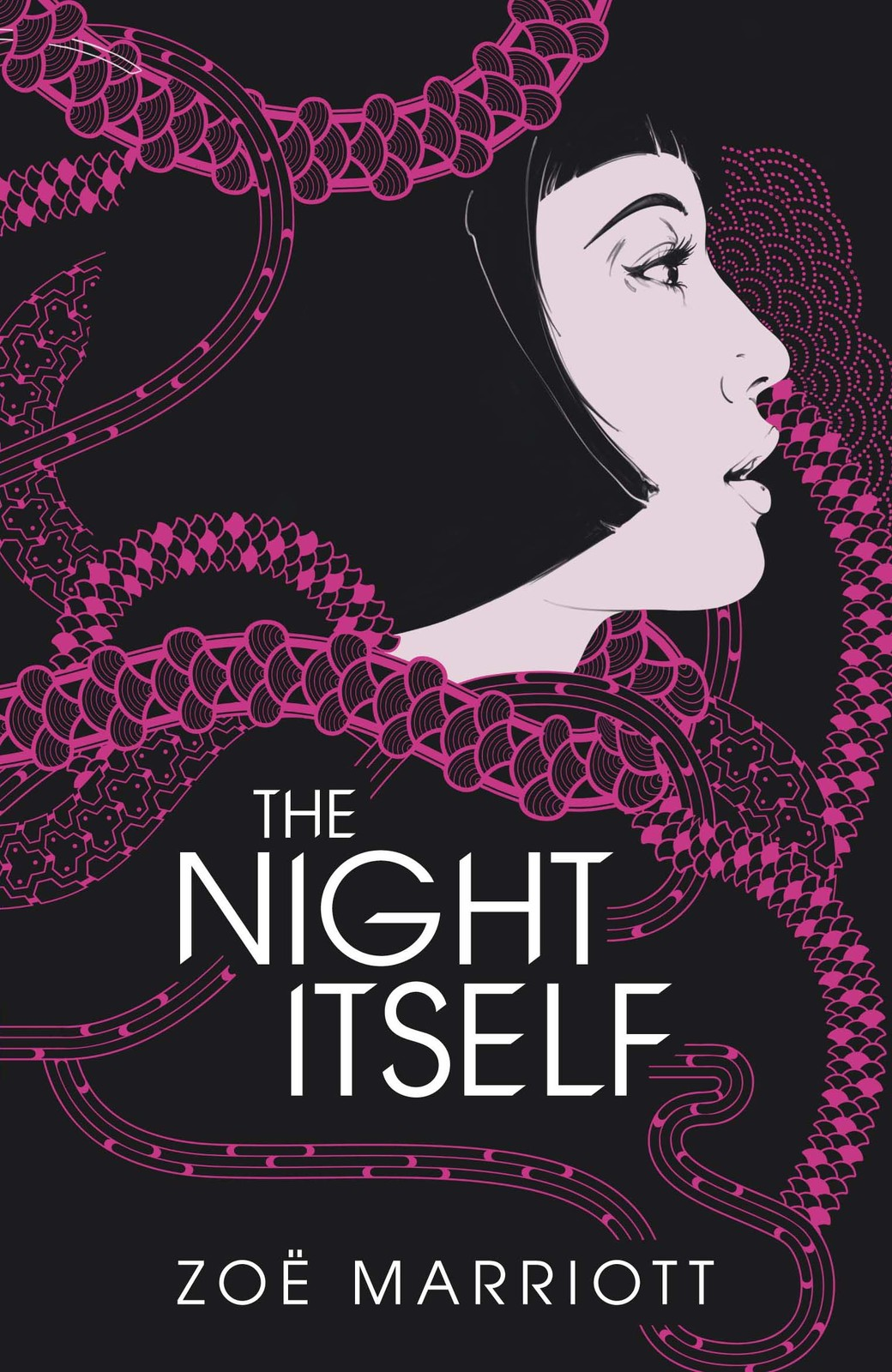 The Night Itself by Zoe Marriott image