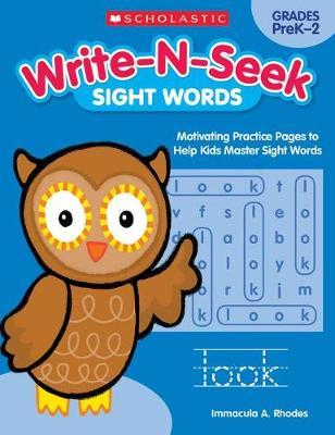 Sight Words by Immacula A Rhodes image