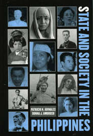 State and Society in the Philippines by Patricio N. Abinales image