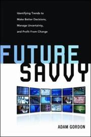 Future Savvy by Adam Gordon
