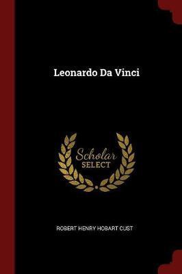 Leonardo Da Vinci by Robert Henry Hobart Cust image
