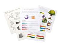 Crayola: Signature - Blend & Shade Inspiration Pad image