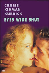 Eyes Wide Shut on DVD
