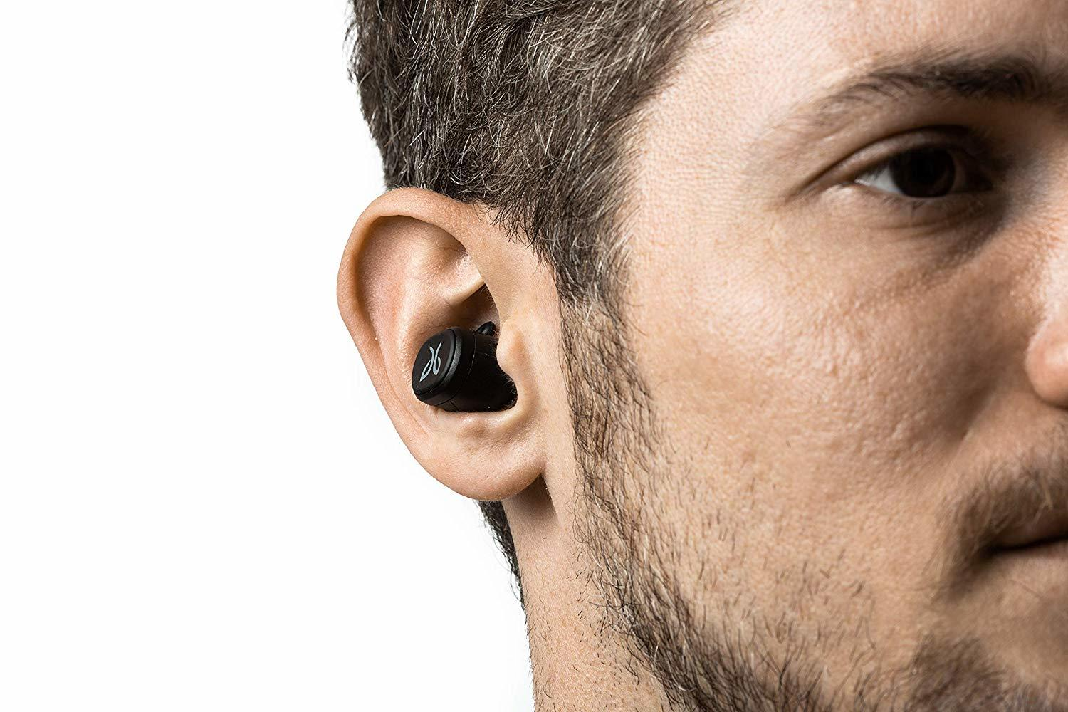 Jaybird Vista Rugged True Wireless In-Ear Sports Headphones - Black image