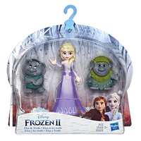 Frozen II: Elsa & Trolls - Small Doll Set image