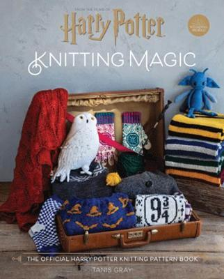 Harry Potter Knitting Magic by Tanis Gray image