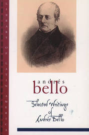 Selected Writings of Andres Bello by Andres Bello image