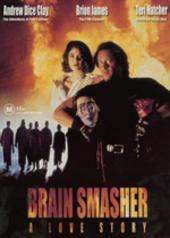 Brain Smasher - A Love Story on DVD