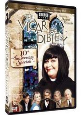 Vicar Of Dibley - The Specials on DVD