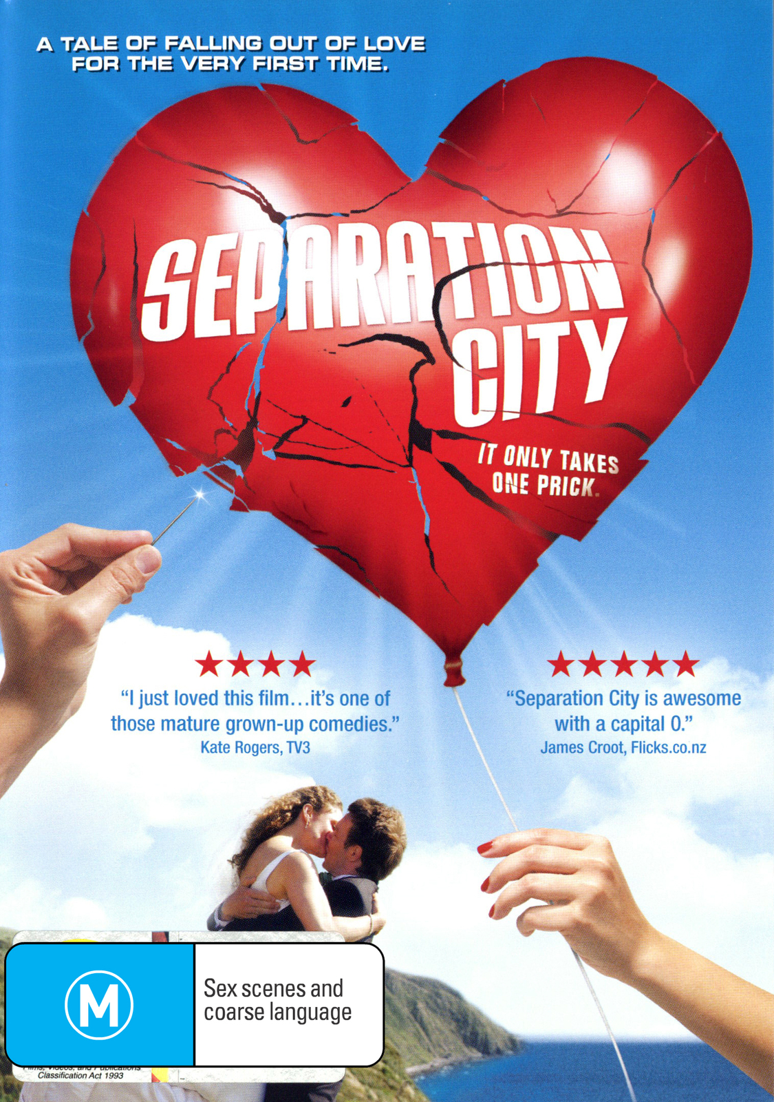 Separation City on DVD image