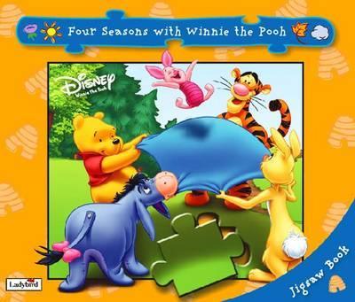 Winnie the Pooh Jigsaw Book: S by Walt Disney