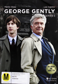 Inspector George Gently - Series 3 on DVD