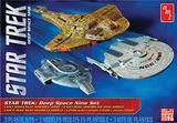1/2500 Star Trek Cadet Series Deep Space Set