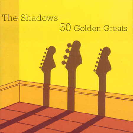 50 Golden Greats by Shadows image