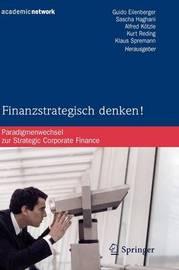 Finanzstrategisch Denken!