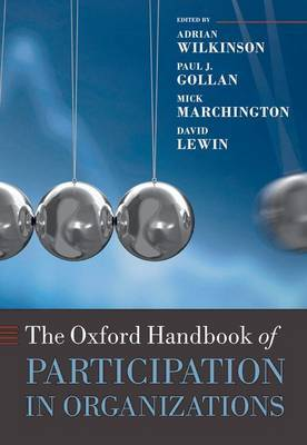 The Oxford Handbook of Participation in Organizations image