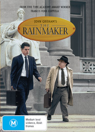 The Rainmaker on DVD