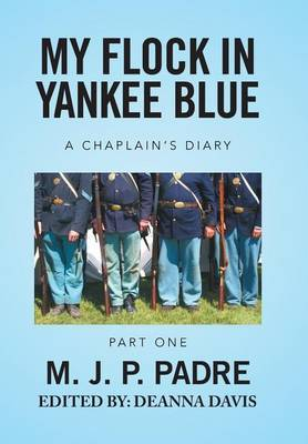 My Flock in Yankee Blue by M J P Padre image