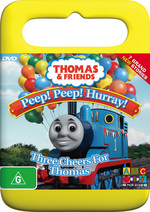 Thomas & Friends: Three Cheers For Thomas on DVD
